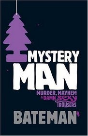 Mystery man by colin bateman cover
