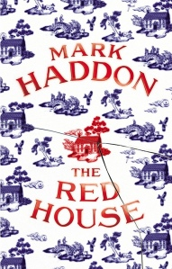 Mark Haddon The Red House front cover
